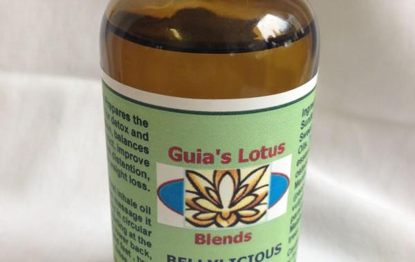 Bellylicious Detox Oil